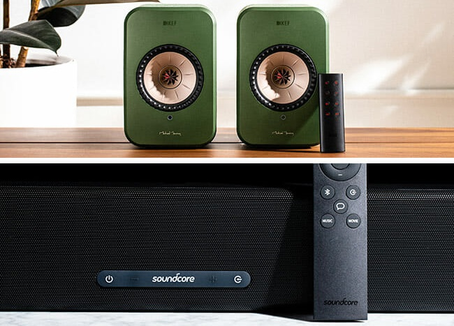 Soundbar And Speakers: Discover The Differences2