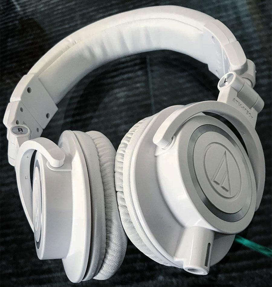 Headphones Audiotechnica